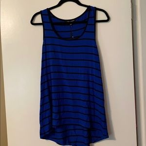 Cable and Gauge tunic tank